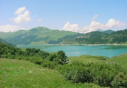 lac de roselend 1-1